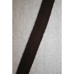 Kantbånd/Foldebånd mørkebrun-20