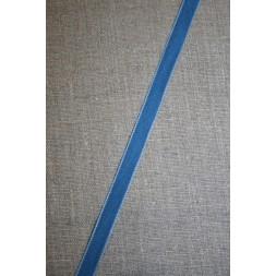Velourbånd støvet blå 9 mm.-20