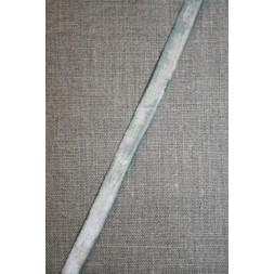 Rest Antik velour-bånd, grøn 100 cm.-20