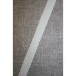 Velourbånd off-white 16 mm.-20