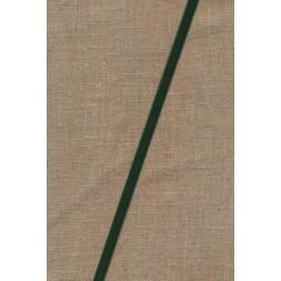 Velourbånd flaskegrøn 9 mm.-20