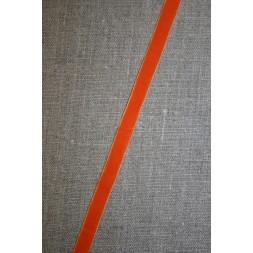 Velourbånd m/stræk, orange-20