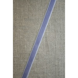 Velourbånd lyselilla 9 mm.-20