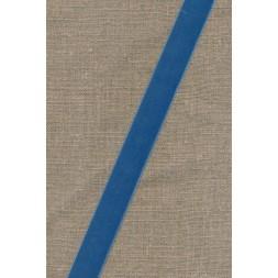 Velourbånd støvet blå 22 mm.-20