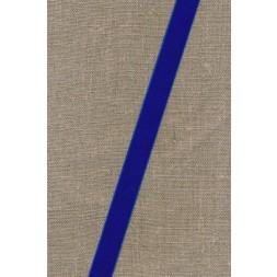 Velourbånd 9+16 mm. koboltblå-20