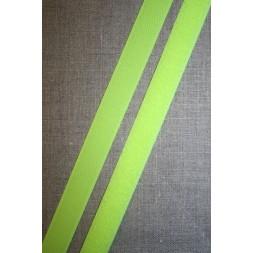 Rest 20 mm. velcro neon gul, loop/bløde del 35 cm.-20