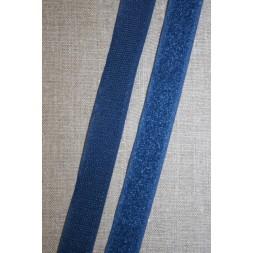 Rest 20 mm. velcro denim blå, hook 52 cm.-20