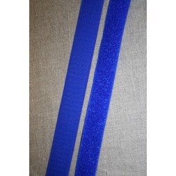 Rest 25 mm. velcro koboltblå 50 cm. hook+loop-20