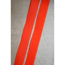Rest 25 mm. velcro orange 50 cm. hook+loop-20