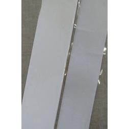 100 mm. velcro hvid med lim selvklæbende-20