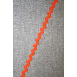 Zig-zag bånd orange 12 mm.-20