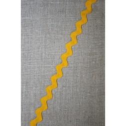Zig-zag bånd gul 12 mm.-20