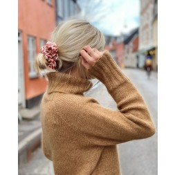 Caramel Sweater PetiteKnit strikkeopskrift-20