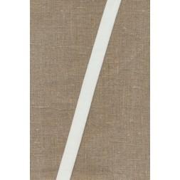 Pose m/2½ meter 20 mm. hvid elastik-20