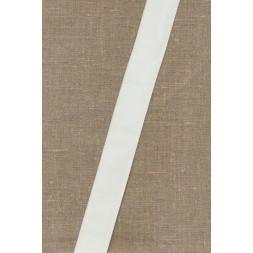 Pose m/2 meter 30 mm. hvid elastik-20