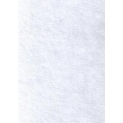 Hobby Filt hvid-20
