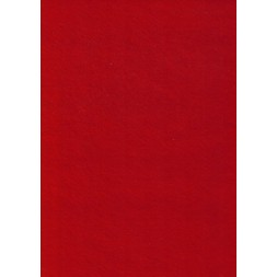 Hobby filt rød-20