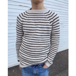 Friday Sweater Junior PetiteKnit strikkeopskrift-20