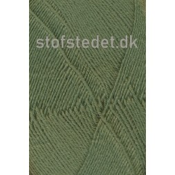 Aloe strømpegarn i støvet grøn fv.5635-20