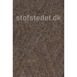 Alpaca 400 i Mørke brun | Hjertegarn-20