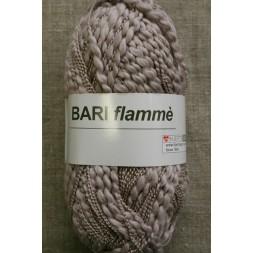 Bomuldsgarn Bari Flammé, grå-pudder-20