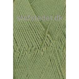 Blend-Tendens Bomuld/acryl garn grøn i Støvet grøn-20