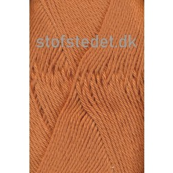 Blend /Tendens i Bomuld/acryl garn i Støvet orange-20