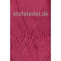 Blend-Tendens Bomuld/acryl garn Støvet Hindbærrød-20