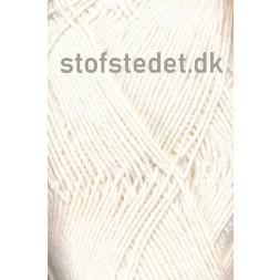 Blend-Tendens Bomuld/akryl garn i Off-white-20
