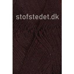 Blend-Tendens Bomuld/acryl garn i Mørke brun-20