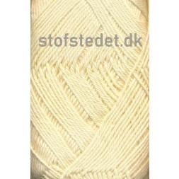 Blend-Tendens Bomuld/acryl garn i Lysegul-20