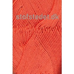 Blend-Tendens Bomuld/acryl garn i Varm orange-20