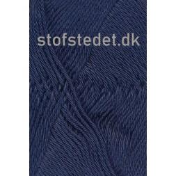 Blend-Tendens Bomuld/acryl garn Støvet mørkeblå-20