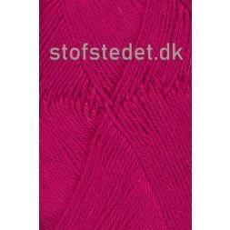Blend-Tendens Bomuld/acryl garn i Hindbær-20