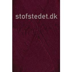 Blend-Tendens Bomuld/acryl garn i Bordeaux-20