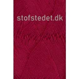 Blend-Tendens Bomuld/akryl garn i Mørkerød-20