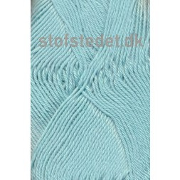 Blend-Tendens Bomuld/akryl garn i Lys aqua-20