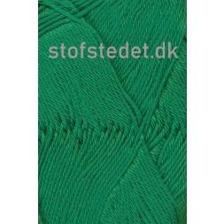 Blend-Tendens Bomuld/acryl garn i Mørk græsgrøn-20