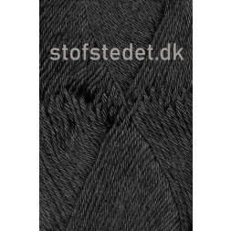 Blend-Tendens Bomuld/akryl garn i Mørkegrå-20