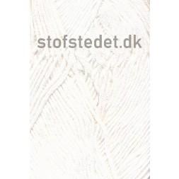 Blend Bamboo-/bomuldsgarn i Hvid | Hjertegarn-20