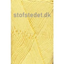 Blend Bamboo-/bomuldsgarn i Lysegul | Hjertegarn-20