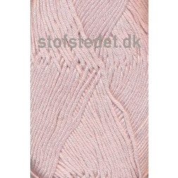Blend Bamboo-/bomuldsgarn i Lys Pudder-rosa | Hjertegarn-20