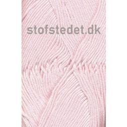 Blend Bamboo-/bomuldsgarn i Baby lyserød | Hjertegarn-20