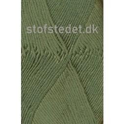 Blend Bamboo-/bomuldsgarn i Army | Hjertegarn-20