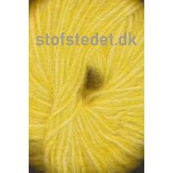 Børstet uld fra Hjertegarn i støvet gul-20