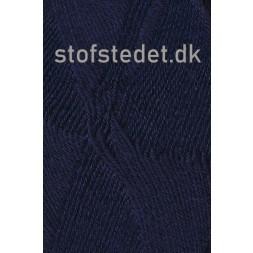 Bomboo Wool i mørkeblå | Hjertegarn-20