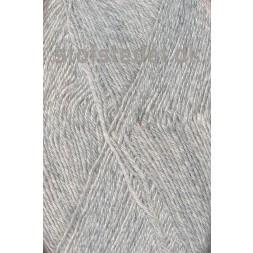 Bomboo Wool i lysegrå | Hjertegarn-20