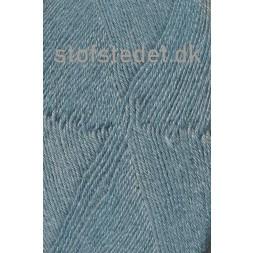 Bomboo Wool i lys grå-blå | Hjertegarn-20