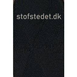 Bamboo Wool i sort | Hjertegarn-20