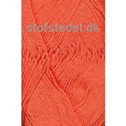 Cotton 8 Hjertegarn i Varm orange-20